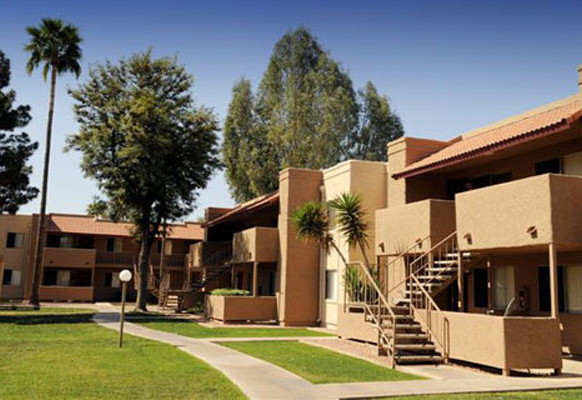 Riviera Park Apartments In Chandler Maricopa County Near Phoenix Az